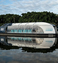 The Ocean Cleanup und Coca-Cola kündigen internationale Partnerschaft an
