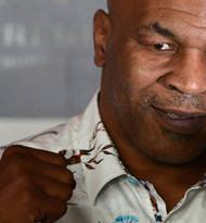Modehaus Roberto Cavalli setzt Box-Champion Tyson als Testimonial ein