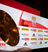 Admiral ist neuer Bewerbssponsor der Bundesliga & 2. Liga