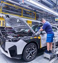 BMW sieht kein Ende der Halbleiter-Knappheit