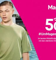 Neue 5G-Magenta Kampagne am Start