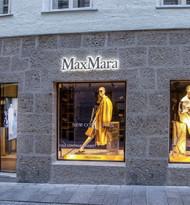 Max Mara eröffnet ersten Flagship-Store in Salzburg