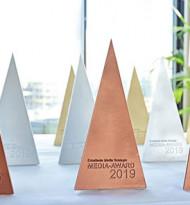 27 Shortlist-Platzierungen für den Media Award