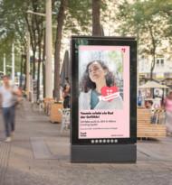 """""""Weit mehr als nur ein Sommerflirt"""": Die Stadt Wien wirbt für ihr Sommerangebot"""