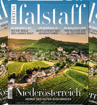 Falstaff porträtiert die Vielfalt Niederösterreichs