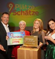 """Vorarlberg gewinnt zum vierten Mal ORF-Show """"9 Plätze – 9 Schätze"""""""
