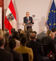 Vorhofer- und Hochner-Preis im Zeichen der Inseratenaffäre verliehen