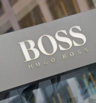 Geschäfte bei Hugo Boss laufen besser als erwartet