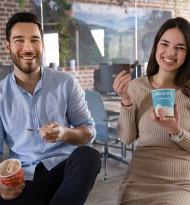 Wie ein Start-up für pflanzliches Eis den Markt aufmischt