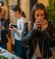 1. TeeGenussEvent: Teeverband lud zu geschmacklicher Entdeckungsreise