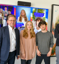 """ORF startet """"Zeit im Bild"""" auf TikTok"""