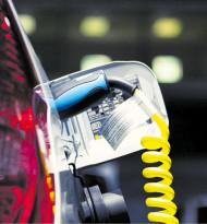 E-Auto-Anteil ist weiterhin niedrig