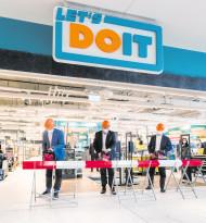 Im Let's Doit-Store wird Klartext gesprochen