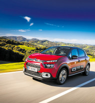 Produktionsjubiläum für Citroën C3
