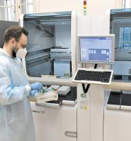 Boom durch PCR-Tests
