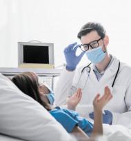 Mehr klinische Studien im Vorjahr