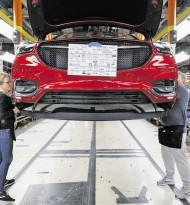 Der Chipmangel lässt die Autopreise steigen
