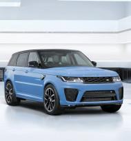 Neues Range Rover-Sondermodell