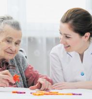 Die Pflege stößt an ihre Grenzen