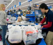 Florierende Geschäfte für Walmart