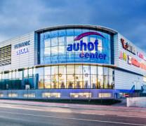 Auhof Center wächst zweistellig