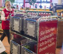 Interspar geht in Salzburg ans Netz