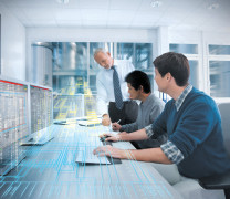 Virtual Reality für die Papierindustrie