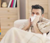 Erkältungssaison brach heuer alle Rekorde