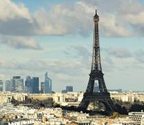 Paris unter Druck