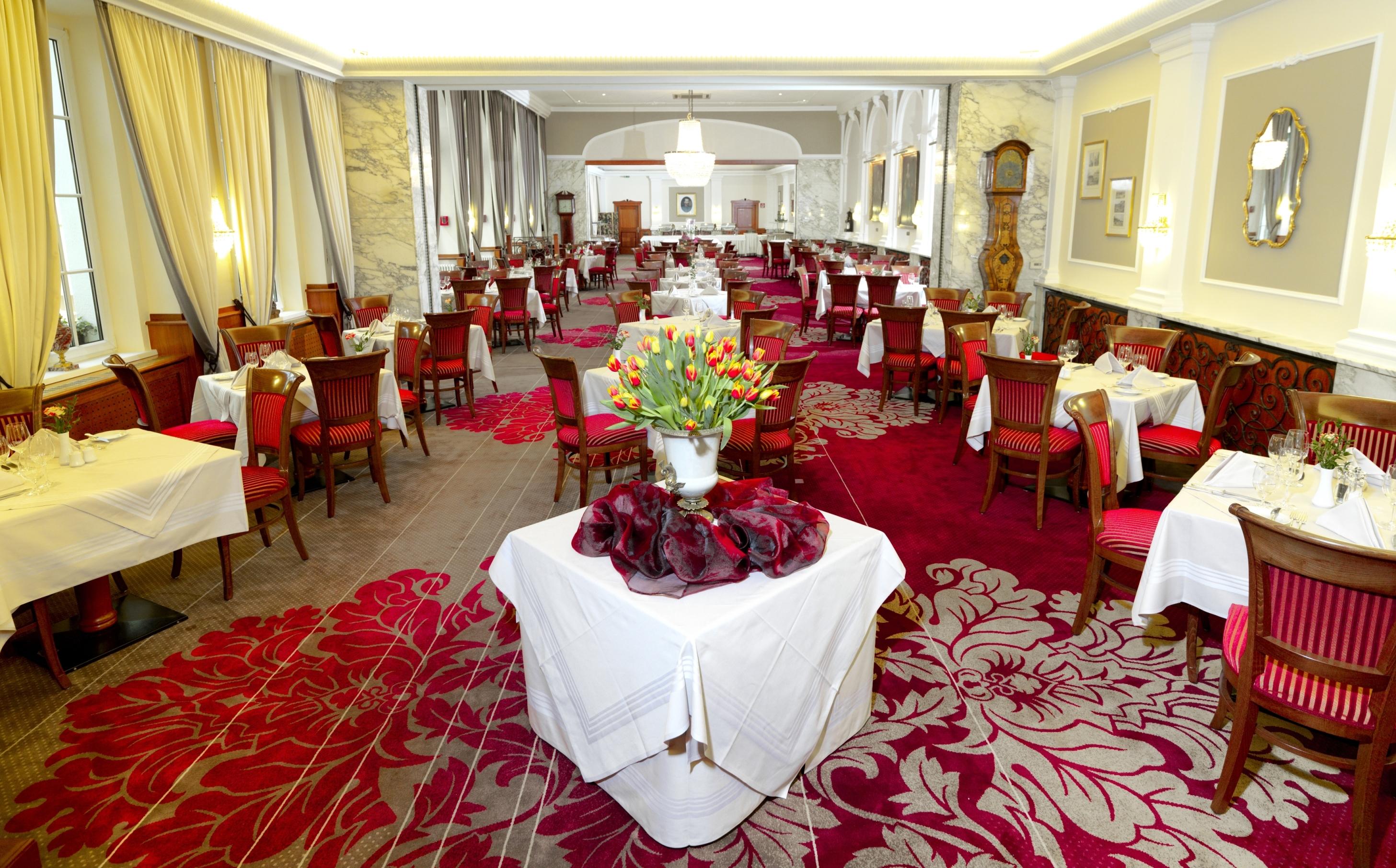 Hotel Stefanie Wien Restaurant